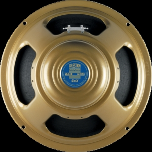 Celestion Alnico GOLD 15ohm